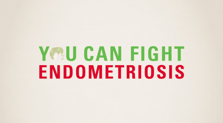 Видео: You can fight endometriosis