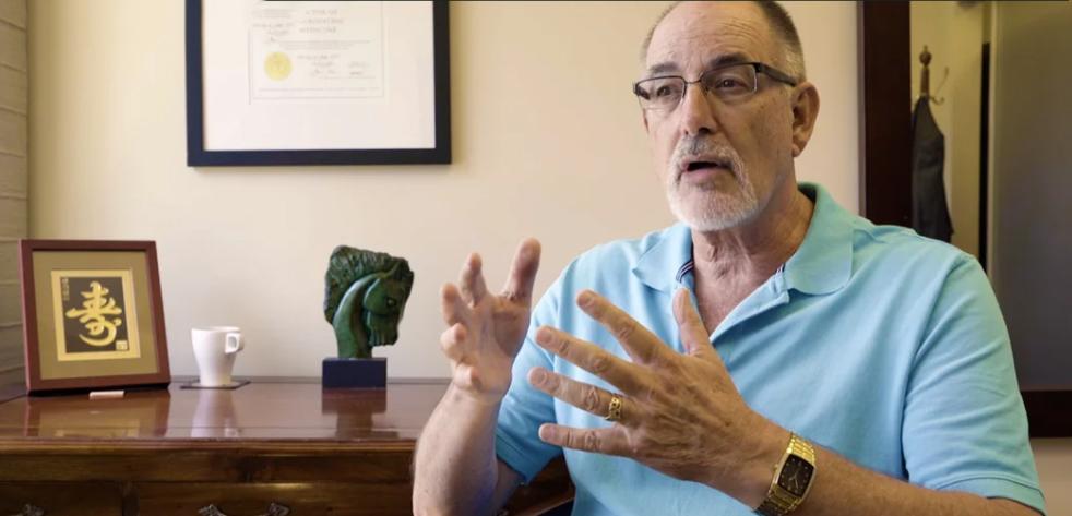 ЛХБ ден 2: Ричард Баруел – Как изтощената нервна система води до хронична болка