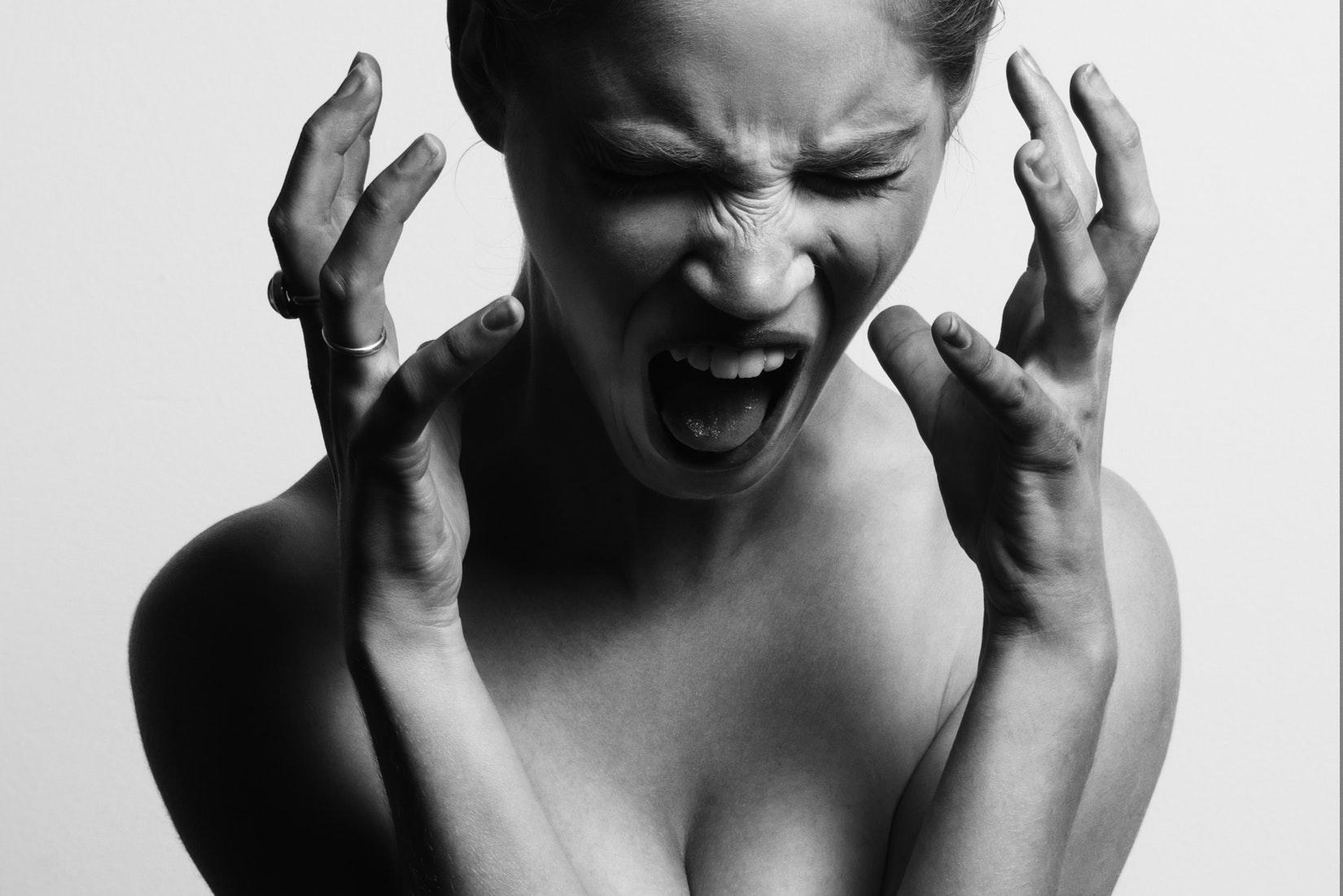 За женския гняв и как да не ни вреди